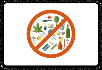รายงานการฝึกอบรมด้านยาเสพติด